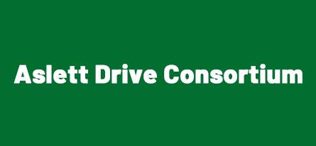 Sponsor Aslett Consortium