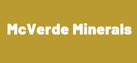 Sponsor Mcverde Mineral